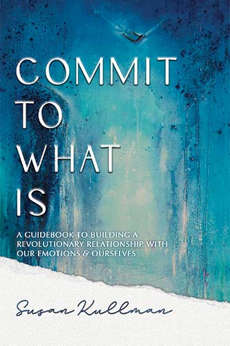 """Featured image for """"Commit To What Is"""""""