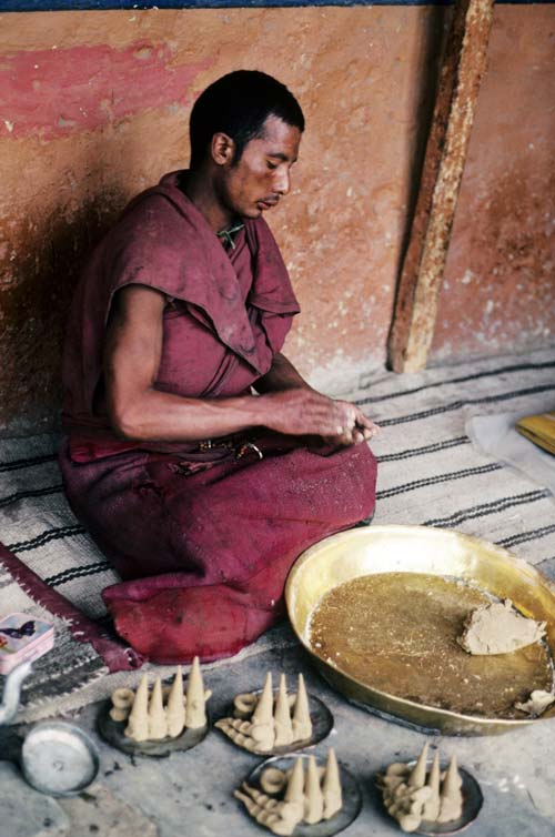 """Featured image for """"Torma Meditation"""""""